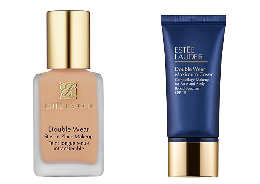 Estee Lauder Double Wear vs Maximum Cover